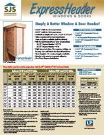 ExpressHeader product brochure
